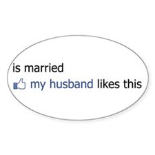FB Status Married Too Decal