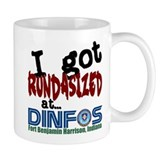 """Rundasized"" Small Mug"