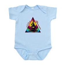 I Love Gymnastics #3 Infant Bodysuit
