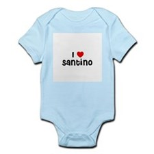 I * Santino Infant Creeper
