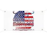 South Carolina Against Romney Lapel Stickers