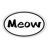 Funny Kitten rescue Decal