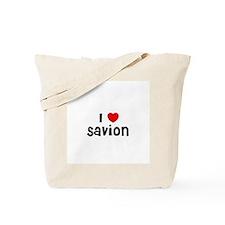 I * Savion Tote Bag