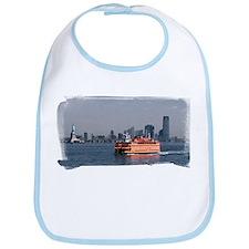 Staten Island Ferry Bib