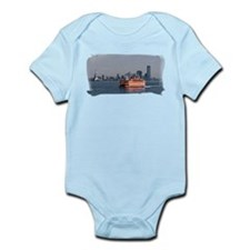 Staten Island Ferry Infant Bodysuit
