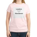 Leaders - Wanderers Women's Pink T-Shirt