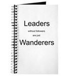 Leaders - Wanderers Journal