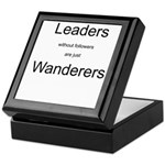 Leaders - Wanderers Keepsake Box