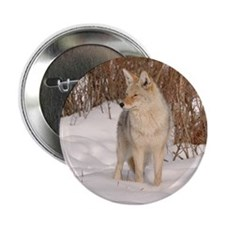 "Winters Dog 2.25"" Button"