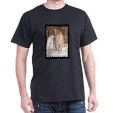 Winters Dog T-Shirt