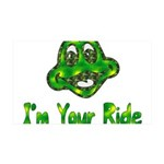 I'm Your Ride 38.5 x 24.5 Wall Peel