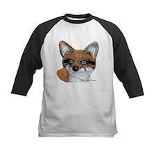 Fox Portrait Design Tee