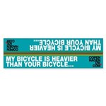 My Bicycle is Heavier Than Yours - Copenhagenize