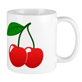 """Cherries"" Small Mug"