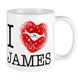 James Small Mug