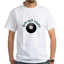 Billiards Eight Ball Shirt