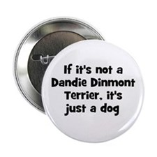 If it's not a Dandie Dinmont Button
