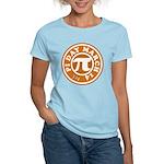 Happy Pi Day 3/14 Circular De Women's Light T-Shir