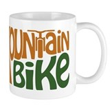 Mountain Bike Small Mugs