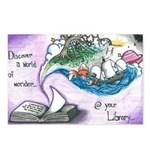 @ Your Library Postcards (Package of 8)
