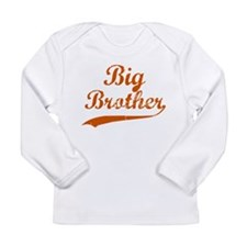 Big Brother Sport Long Sleeve Infant T-Shirt