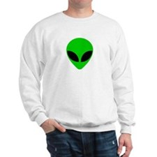 """Alien Head"" Sweatshirt"