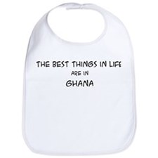 Best Things in Life: Ghana Bib
