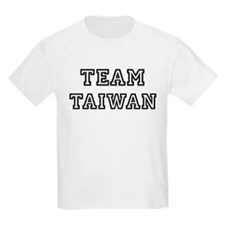 Team Taiwan Kids T-Shirt