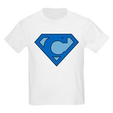 Super Blue C T-Shirt