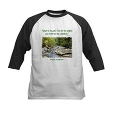 """Nature Is My God"" Tee"