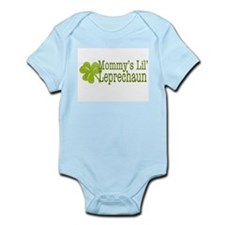 Mommy's Leprechaun Infant Bodysuit