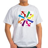 Shoe Mandala T-Shirt