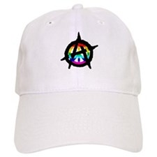 Benevolent Anarchist Baseball Cap