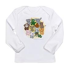 Moiding Long Sleeve Infant T-Shirt