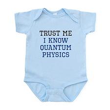 Quantum Physics Trust Infant Bodysuit