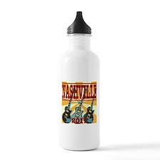 Nashville 2011 Hatch-Style Water Bottle