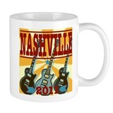 Nashville 2011 Hatch-Style Coffee Mug