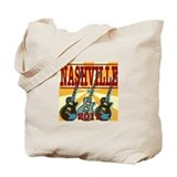 Nashville 2011 Hatch-Style Tote Bag