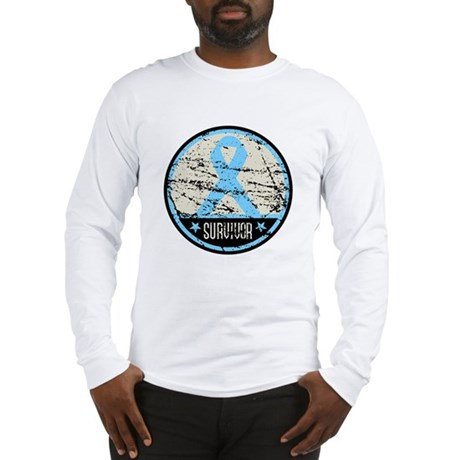Prostate Cancer Survivor Cool Long Sleeve T-Shirt