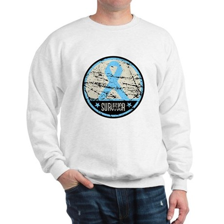 Prostate Cancer Survivor Cool Sweatshirt