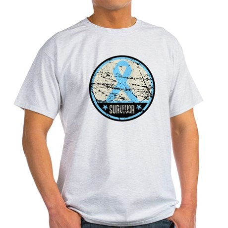 Prostate Cancer Survivor Cool Light T-Shirt