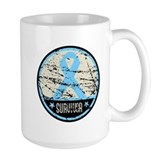 Prostate Cancer Survivor Cool Mug