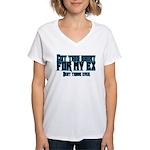 Best Trade Ever Women's V-Neck T-Shirt