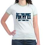 Best Trade Ever Jr. Ringer T-Shirt