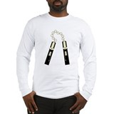 Nun Chucks Long Sleeve T-Shirt