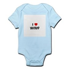 I * Yusuf Infant Creeper