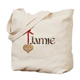 Love Jamie Tote Bag