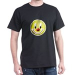Clown Smiley Dark T-Shirt