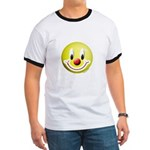 Clown Smiley Ringer T