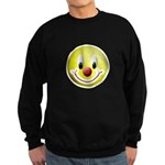 Clown Smiley Sweatshirt (dark)